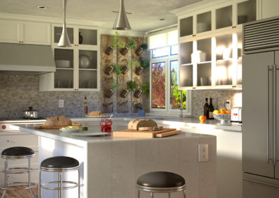 Modern Kitchen (Small)