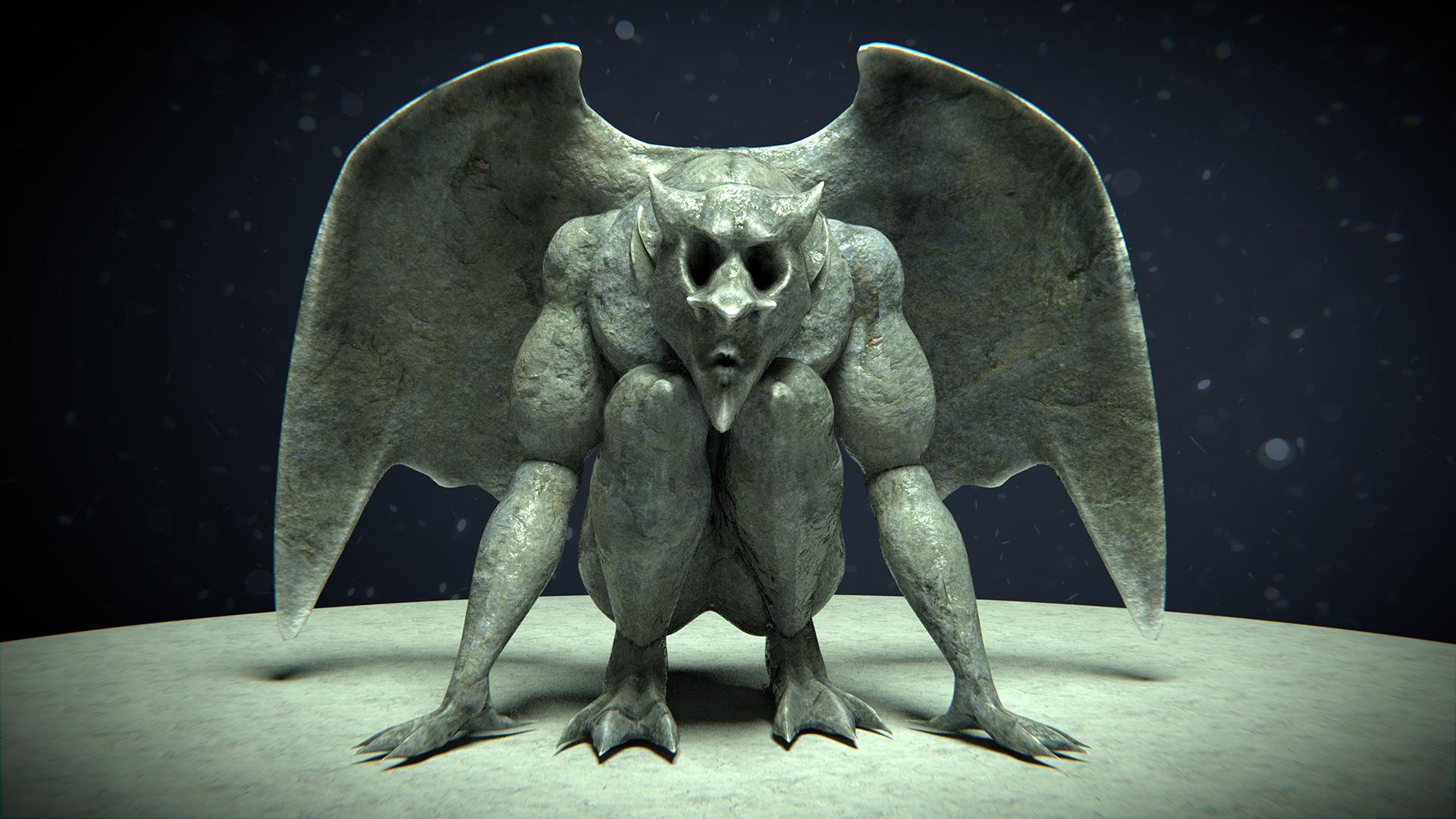 Old Gargoyle