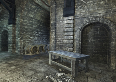 The Old Cellar Screenshot 1