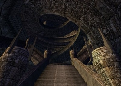 Barad Luithiaun Stairs